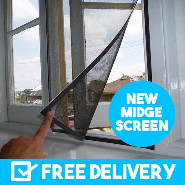 where to buy midge flyscreen new zealand