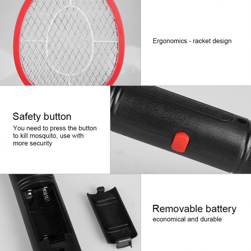 electric bug swatter